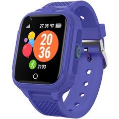 Детские умные часы GEOZON 4G Plus Dark Blue