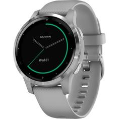 Смарт-часы Garmin Vivoactive 4S Silver (010-02172-03)