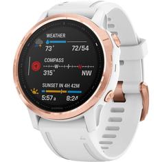 Смарт-часы Garmin Fenix 6S Pro Rose Gold (010-02159-11)
