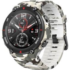 Смарт-часы Amazfit T-Rex A1919 Camo Green