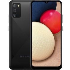 Смартфон Samsung Galaxy A02s 32 ГБ чёрный