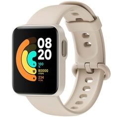 Смарт-часы Xiaomi Mi Watch Lite REDMIWT02 Ivory (BHR4706RU)