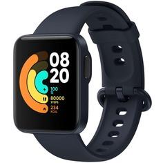 Смарт-часы Xiaomi Mi Watch Lite REDMIWT02 Navy Blue (BHR4705RU)