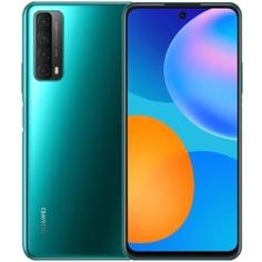 Смартфон Huawei P smart 2021 128 ГБ ярко-зелёный
