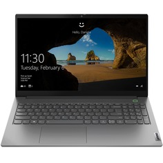 Ноутбук Lenovo Thinkbook 15 G2 ARE серый (20VG007ARU)