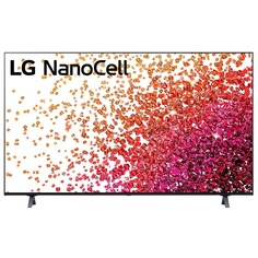 Телевизор LG 50NANO756PA (2021)