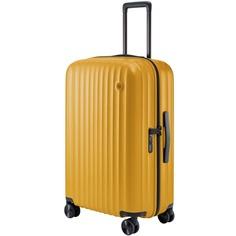 Чемодан Xiaomi NINETYGO Elbe Luggage 20, жёлтый