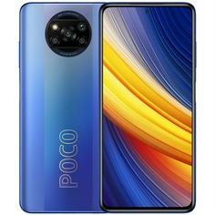 Смартфон POCO X3 Pro 128 ГБ синий