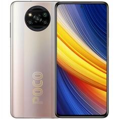 Смартфон POCO X3 Pro 128 ГБ бронзовый