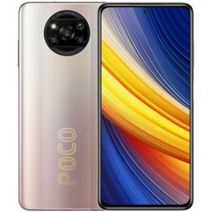 Смартфон POCO X3 Pro 256 ГБ бронзовый