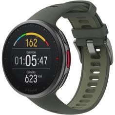 Смарт-часы Polar VANTAGE V2 M/L зелёный + Polar H10