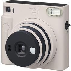 Фотоаппарат мгновенной печати Fujifilm Instax SQ1 Chalk White EX D