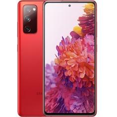 Смартфон Samsung Galaxy S20FE 128 ГБ красный