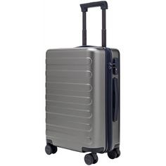Чемодан Xiaomi NINETYGO Business Travel Luggage 20, тёмно-серый