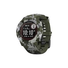 Смарт-часы Garmin Instinct Solar Camo Lichen (010-02293-06)