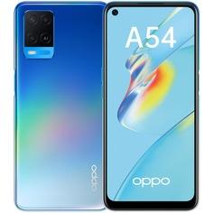 Смартфон Oppo А54 64 ГБ синий