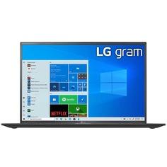 Ноутбук LG Gram 16Z90P-G.AH75R Black