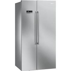 Холодильник Smeg SBS63XDF