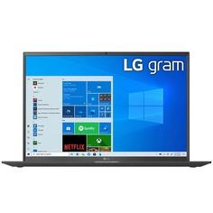 Ноутбук LG Gram 17Z90P-G.AH78R Black