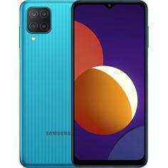 Смартфон Samsung Galaxy M12 32 ГБ зелёный