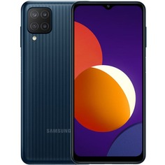 Смартфон Samsung Galaxy M12 32 ГБ чёрный