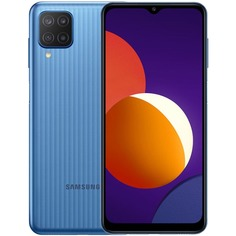 Смартфон Samsung Galaxy M12 32 ГБ синий