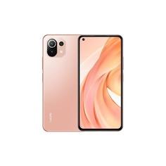 Смартфон Xiaomi Mi 11 Lite 128 ГБ персиково-розовый