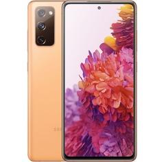 Смартфон Samsung Galaxy S20 FE 128 ГБ оранжевый