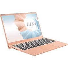 Ноутбук MSI Modern 14 B11MO-265RU Beige Mousse (9S7-14D315-265)
