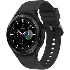 Смарт-часы Samsung Galaxy Watch4 Classic 46 мм (SM-R890NZKACIS) Чёрный