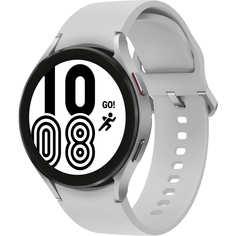 Смарт-часы Samsung Galaxy Watch4 44 мм (SM-R870NZSACIS) Серебристый