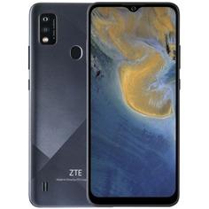 Смартфон ZTE Blade A51 64 ГБ серый