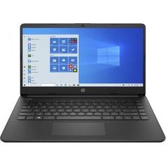 Ноутбук HP 14s-fq0087ur Black (3B3M1EA)