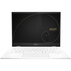 Ноутбук MSI Summit E13 Flip Evo A11MT-206RU White (9S7-13P212-206)