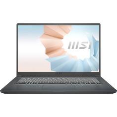 Ноутбук MSI Modern 15 A11SBL-463RU Grey (9S7-155226-463)