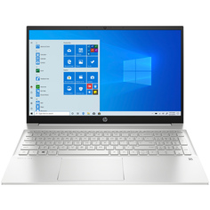 Ноутбук HP Pavilion 15-eh0029ur Natural silver (2X2U7EA)
