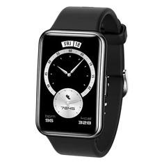 Смарт-часы Huawei Watch Fit Elegant TIA-B29 Midnight Black