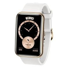 Смарт-часы Huawei Watch Fit Elegant TIA-B29 Frosty White