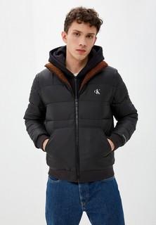 Куртка утепленная Calvin Klein Jeans REVERSIBLE
