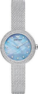 fashion наручные женские часы Emporio armani AR11380. Коллекция Rosa