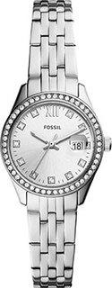 fashion наручные женские часы Fossil ES5039. Коллекция Scarlette