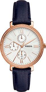 fashion наручные женские часы Fossil ES5096. Коллекция Jacqueline