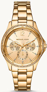 fashion наручные женские часы Michael Kors MK6655. Коллекция Riley