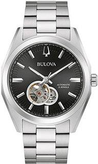 Японские наручные мужские часы Bulova 96A270. Коллекция Surveyor