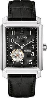 Японские наручные мужские часы Bulova 96A269. Коллекция Sutton