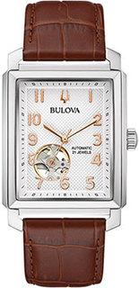 Японские наручные мужские часы Bulova 96A268. Коллекция Sutton