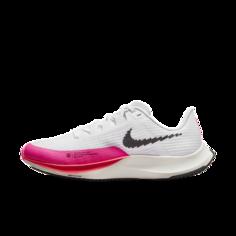 Женские кроссовки для бега по шоссе Nike Air Zoom Rival Fly 3 - Белый