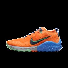 Мужские кроссовки для трейлраннинга Nike Wildhorse 7 - Оранжевый