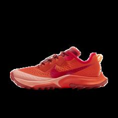 Женские кроссовки для трейлраннинга Nike Air Zoom Terra Kiger 7 - Оранжевый