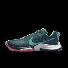 Женские кроссовки для трейлраннинга Nike Air Zoom Terra Kiger 7 - Зеленый